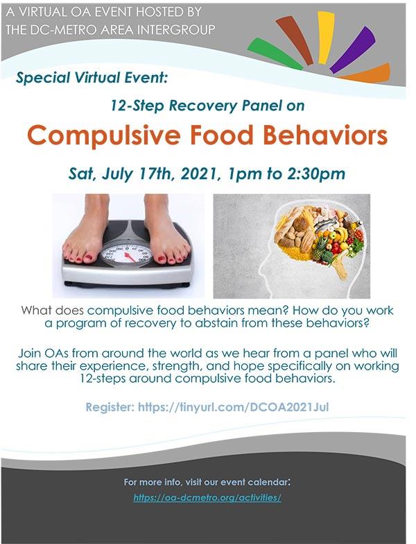 Compulsive Food Behaviors